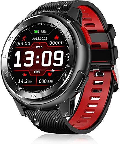 Senbos Smartwatch für Herren Damen 1,2