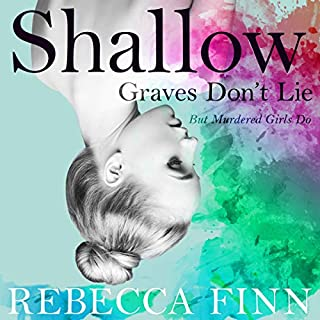 Shallow Graves Don't Lie audiobook cover art