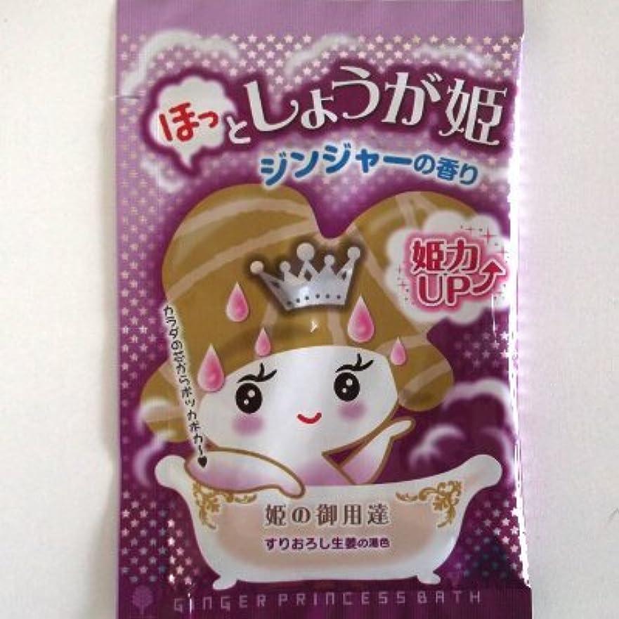 紀陽除虫菊 ほっとしょうが姫 ジャンジャーの香り【まとめ買い12個セット】 N-8403