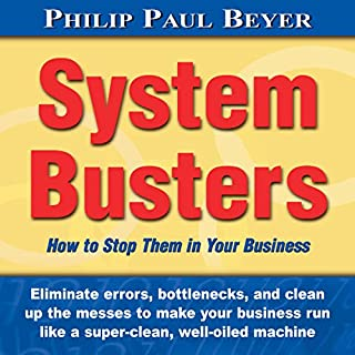 System Busters audiobook cover art