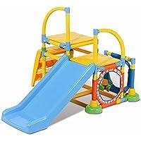 Grow'n Up Climb 'n Slide Gym (Multicolor)