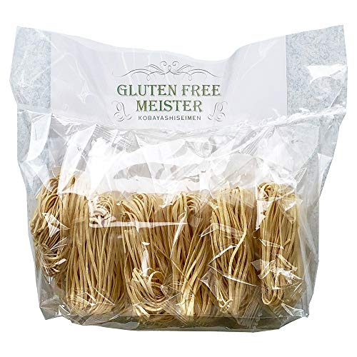 Gluten Free Meister Japanese Instant Protein Ramen 21 (6pk/Noodle Only/Vegan)