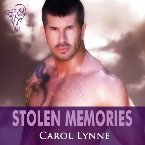 Stolen Memories audiobook cover art