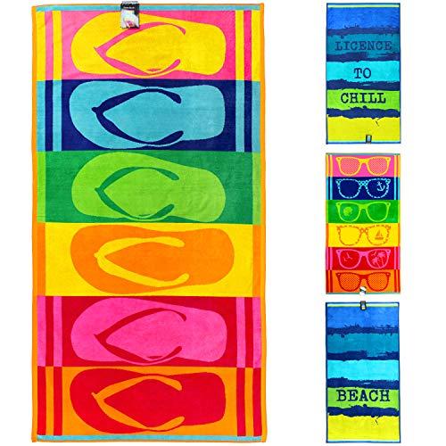 Dero-Textil -  jilda-tex Strandtuch