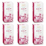 Ronnefeldt Caja de 6 teavelope de rosa mosqueta orgánica