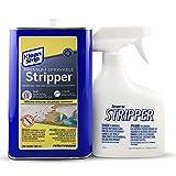 Klean Strip Premium Sprayable Paint Stripper- Non-Methylene Chloride- Removes Multiple Layers of Paint- Spray Bottle Included- 1 Quart