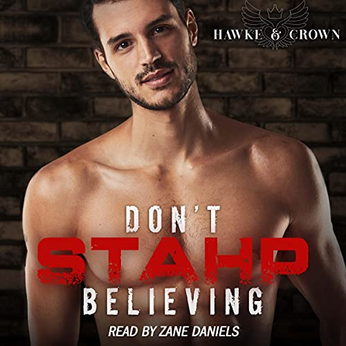 Don't STAHP Believing cover art