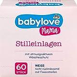 babylove Mama Stilleinlagen weiß, 1 x 30 St