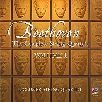 Beethoven: The Complete String Quartets, Vol. 1