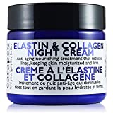 Carapex Elastin & Collagen Anti Aging Night Cream, Firming Anti-Wrinkle Face Cream for Dry to...