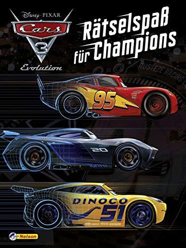 VE 5 Disney Cars 3 : Rätselspaß für Champions