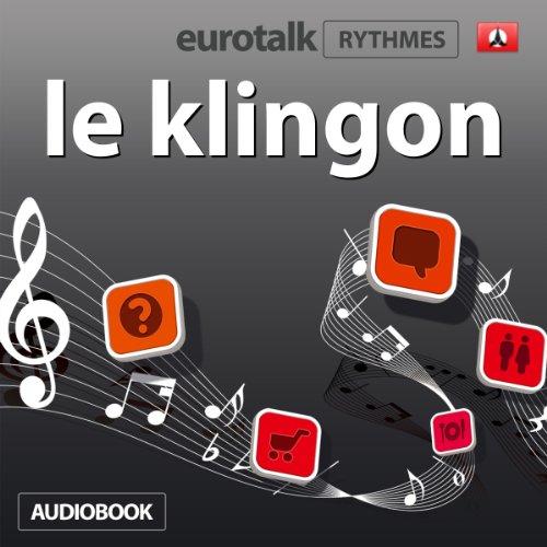 EuroTalk Rhythme le klingon audiobook cover art