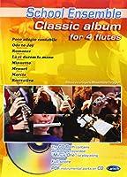 Classic Album for 4 Flutes