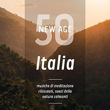 50 New Age Italia: musiche di meditazione rilassanti, suoni della natura calmanti
