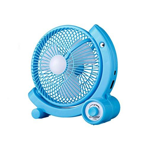 Mini Ventilador Mini ventilador recargable de la batería del viento grande, ventilador casero de la cama del dormitorio portátil del estudiante de la computadora portátil de escritorio, ventilador al