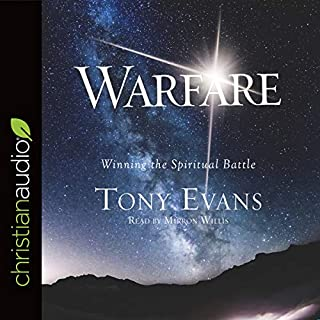 Warfare audiobook cover art