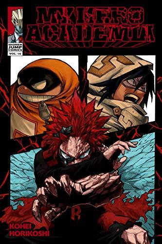 My Hero Academia, Vol. 16: Red Riot (English Edition)