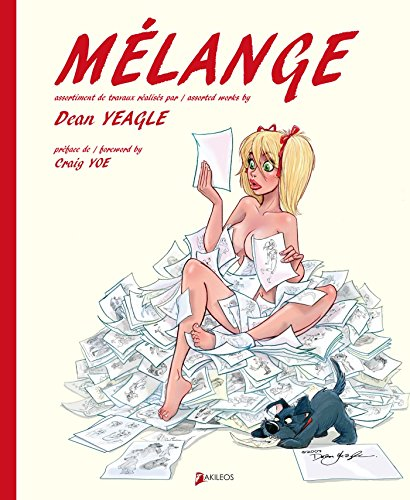 Melange (AKI.BEAUX LIVRE) (English and French Edition)
