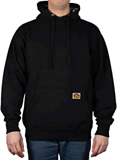 Ben Davis Men's Heavyweight Hooded Pullover Sweatshirt