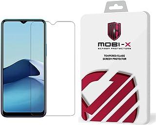 شاشة حماية من الزجاج المقوى لموبايل فيفو Y20 من موبي اكس - شفافة