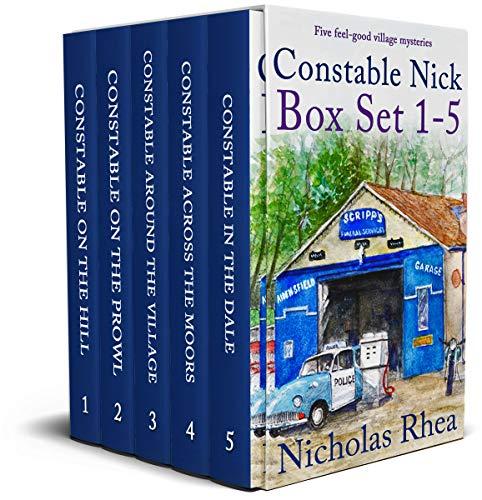 CONSTABLE NICK BOX SET 1–5 five feel-good village cozy mysteries