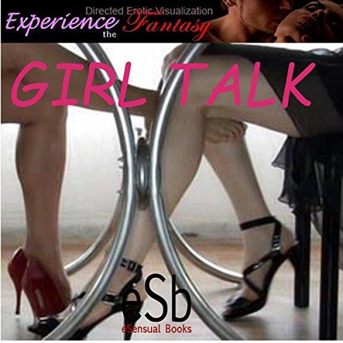 Girl Talk audiobook cover art