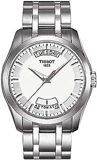 ساعة تيسوت T035.407.11.031 للرجال - أنالوج، رسمية