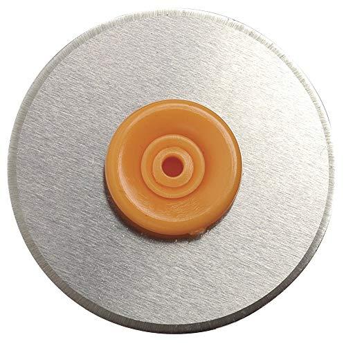 Fiskars 1003920 Massicot, Plastique, Orange, 2,8 x 2,8 x 0,03 cm