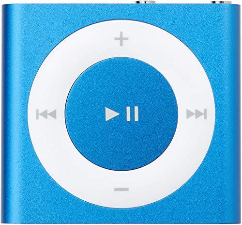Apple Ipod Shuffle 4. Generation Blau 2GB Mp3 Player Blue