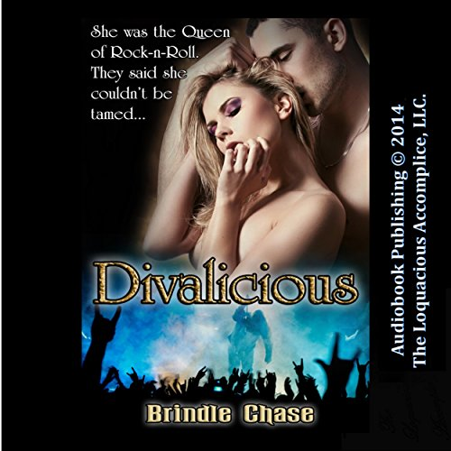 Divalicious audiobook cover art
