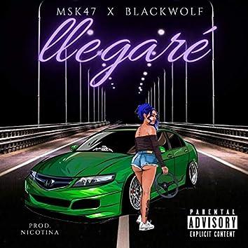 Llegaré (feat. BlackWolf)