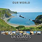 Our World: UK Coasts 2021 Wandkalender mit Küstenkalender, Naturkalender, Strandkalender