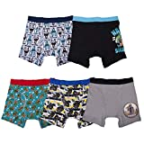 Star Wars Big Baby Yoda Boys Underwear Multipacks, LegoYoda5pkBxrBr, 8
