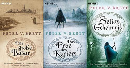 Peter V. Brett, Arlen Trilogie