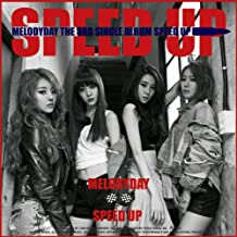 MELODYDAY - [SPEED UP] 3rd Single Album CD + Photo Booklet K-POP Sealed