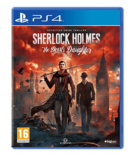 BigBen - Sherlock Holmes: The Devil's Daughter /PS4 (1 Games)