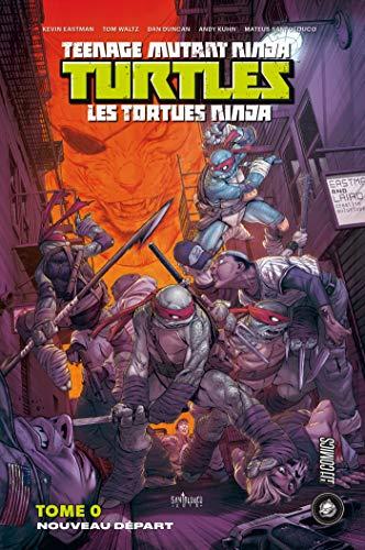 Les Tortues Ninja - TMNT