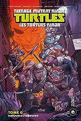 Les Tortues Ninja - TMNT - Nouveau Départ de Tom Waltz