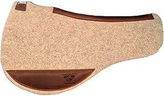 Diamond Wool Endurance Contoured Cowboy Round Pad