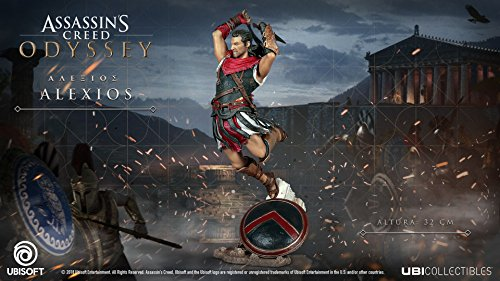 Assassin's Creed Odyssey: Figurine Alexios