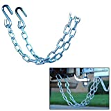 CE Smith Trailer 16661A Class II Rating Safety Chain Set, 3500 lb- Replacement Parts and Accessories for Your...