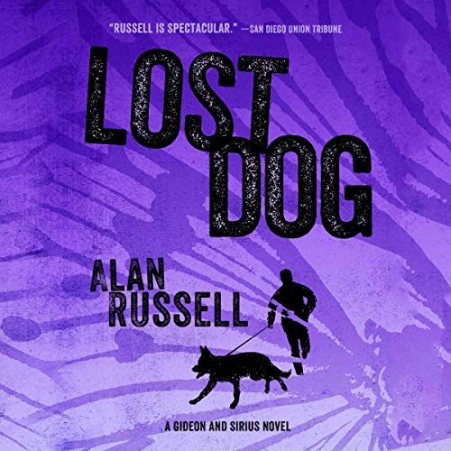 Lost Dog audiobook cover art