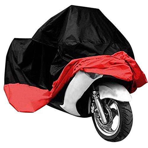 Wonderoto Motorbike/bicycle Outdoor Cover,Breathable, Water Resistant Dustproof Ultra Violet...