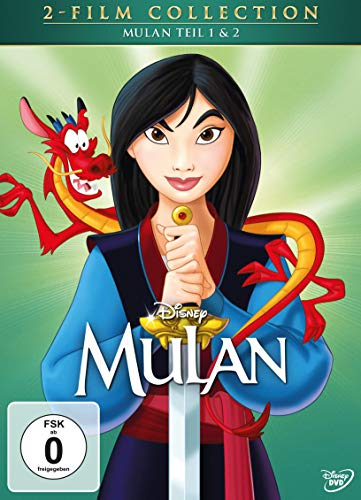Mulan 2-Film Collection (Disney Classics, 2 Discs)