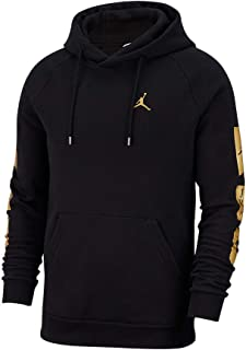 Best jordan black and gold hoodie Reviews