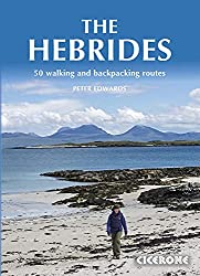 The Hebrides: 50 Walking and Backpacking Routes book