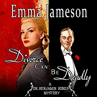 Divorce Can Be Deadly cover art