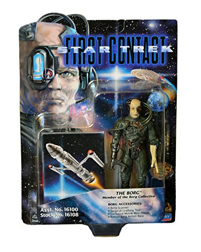 Star Trek First Contact The Borg 6\