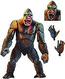 NECA King Kong Figur Illustrierte Farbausgabe