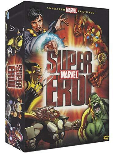 Super Eroi (Cofanetto) (3 DVD)